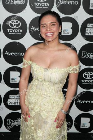 Stock Image of Karen Hoyos