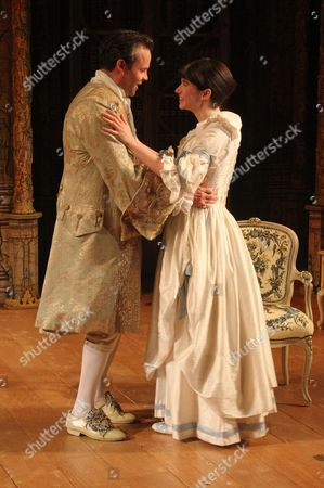 Editorial image of 'The Rehearsal' play at Chichester Theatre, Sussex, Britain - 13 May 2015