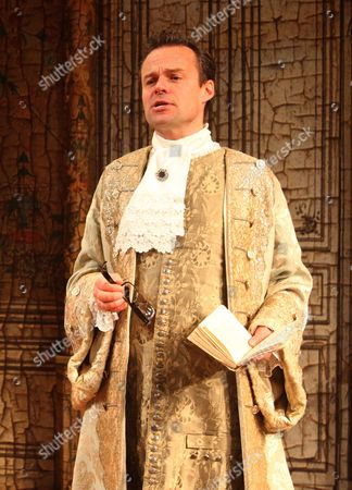 Jamie Glover as The Count