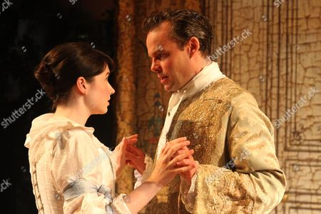 Jamie Glover as The Count and Gabrielle Dempsey as Lucille.