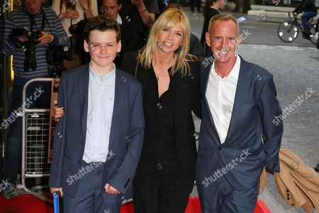 Woody Cook, Zoe Ball, Fatboy Slim