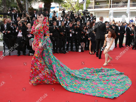 Editorial picture of 'Standing Tall' premiere and opening ceremony, 68th Cannes Film Festival, France - 13 May 2015
