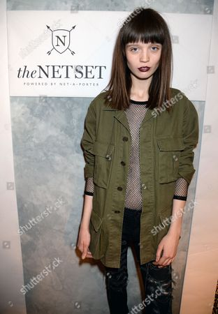 Editorial image of The Net Set Launch Party powered by Net-A-Porter, London, Britain - 13 May 2015