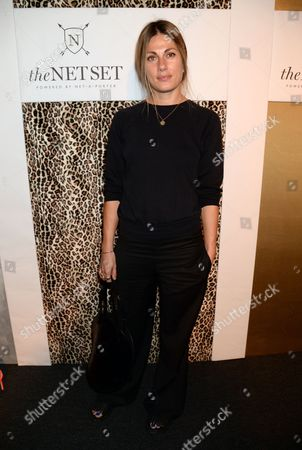 Editorial picture of The Net Set Launch Party powered by Net-A-Porter, London, Britain - 13 May 2015