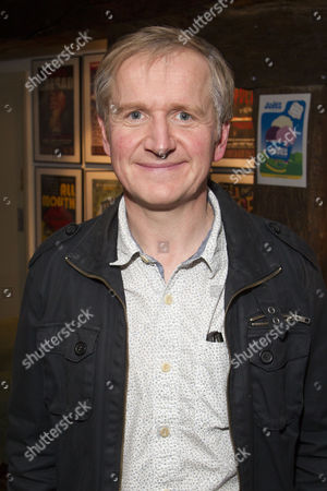 Matthew Cottle (Harold) attends the after party on Press Night for Communicating Doors at the Menier Chocolate Factory