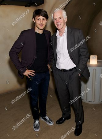 Pip Andersen & Jeremy Bulloch (fans favorite Boba Fett)