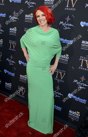 Editorial picture of 3rd Annual Reality TV Awards, Los Angeles, America - 13 May 2015