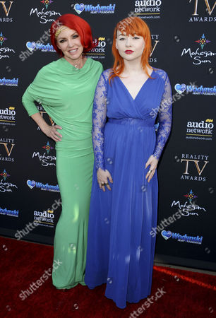 Editorial image of 3rd Annual Reality TV Awards, Los Angeles, America - 13 May 2015