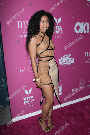 Editorial photo of OK! Magazine's 'So Sexy' party, New York, America - 13 May 2015