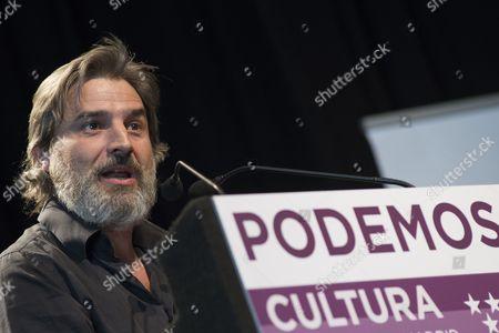Stock Photo of Alberto San Juan