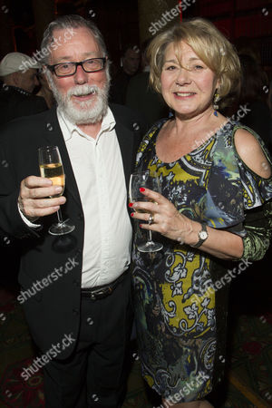 Jeff Rawle (Uncle Willie) and Barbara Flynn (Margaret Lord)