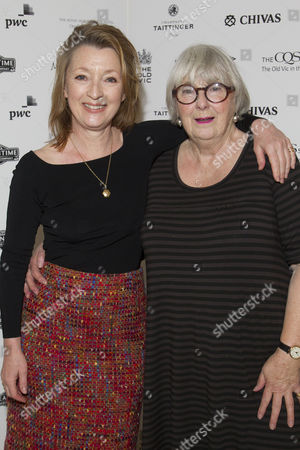 Editorial photo of 'High Society' play, after party, London, Britain - 14 May 2015