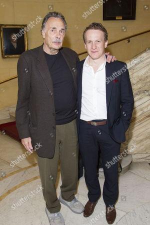Arthur Kopit (Author) and Jamie Parker (Mike Connor)