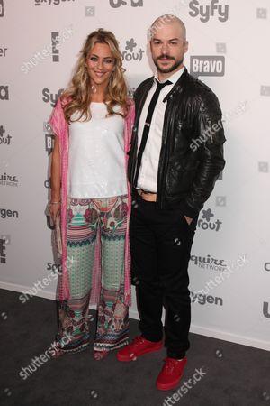 Miranda Raison and Marc-Andre Grondin