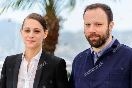 Angeliki Papoulia and Yorgos Lanthimos (Director)