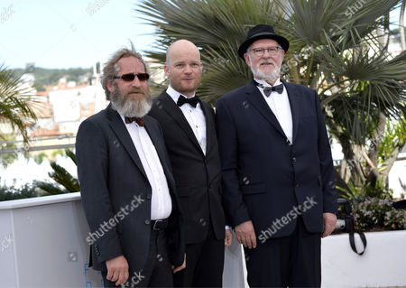 Editorial image of 'Rams' photocall, 68th Cannes Film Festival, France - 15 May 2015