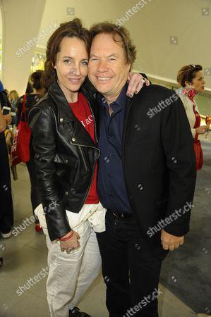 Julie Brangstrup and John Hitchcox