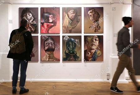 Sara Shamma artwork