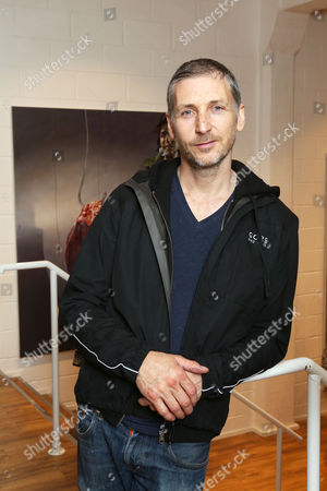 Stock Picture of Artist Charming Baker
