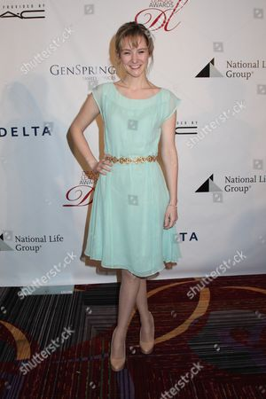 Editorial picture of The 81st Annual Drama League Awards, New York, America - 15 May 2015