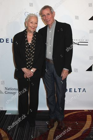 Rosemary Harris and Jim Dale
