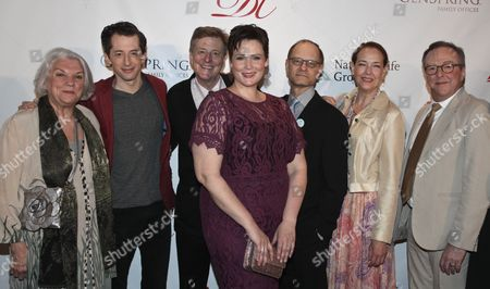 Stock Photo of Tyne Daly, Josh Grisetti, Brian Hargrove, Lisa Howard, David Hyd
