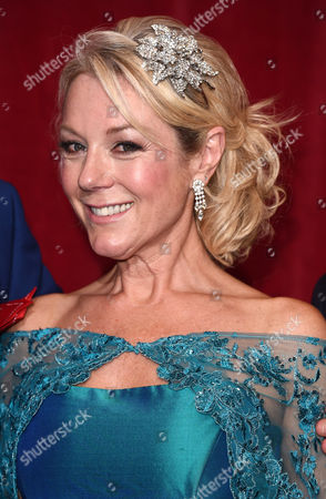 Editorial picture of The British Soap Awards, Palace Theatre, Manchester, Britain - 16 May 2015