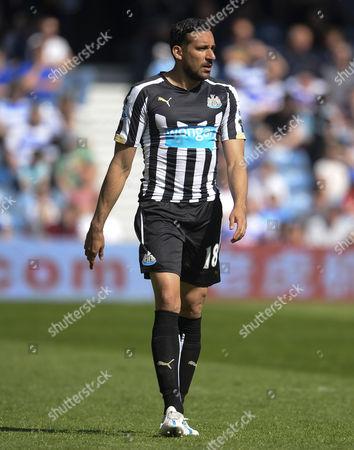Jonas Gutierrez of Newcastle
