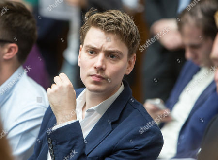 Stock Picture of Euan Blair