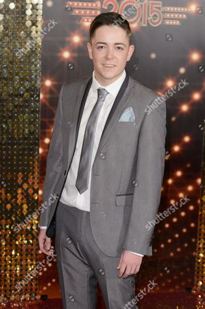 Editorial image of The British Soap Awards, Palace Theatre, Manchester, Britain - 16 May 2015