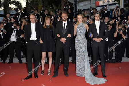 Paul Hamy, Diane Kruger, Alice Winocour, Matthias Schoenaerts, DJ Gesaffelstein