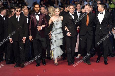 Gus Van Sant, Matthew McConaughey, Naomi Watts, Chris Sparling and guests