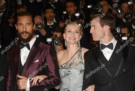 Matthew McConaughey, Naomi Watts, Chris Sparling