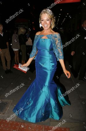 Editorial image of The British Soap Awards, Aftershow Party, Palace Theatre, Manchester, Britain - 16 May 2015