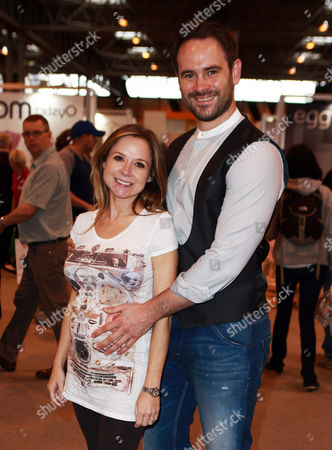 Pregnant Sarah Jane Honeywell and Ayden Callaghan