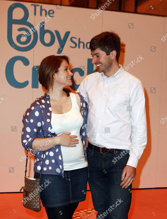 Pregnant Zac Purchase and fiancée Felicity Hill