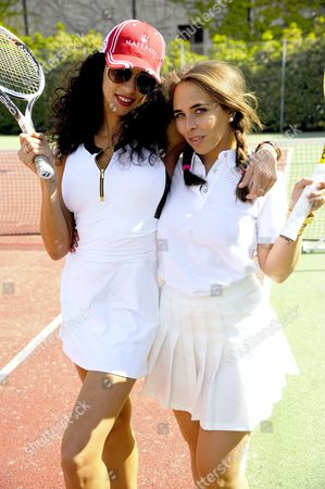 Lily Becker and Chloe Green