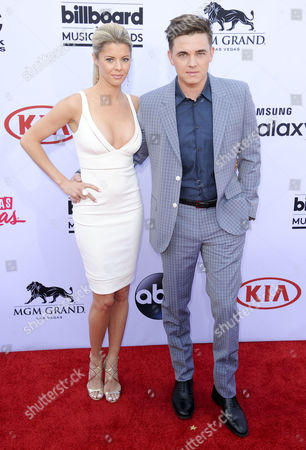Katie Peterson and Jesse McCartney