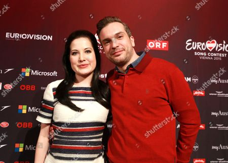 Stock Image of Electro Velvet - Alex Larke and Bianca Nicholas