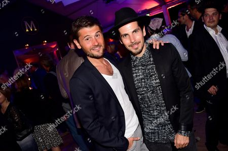 Christophe Beaugrand and Michael Canitrot