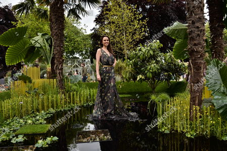 Editorial image of RHS Chelsea Flower Show, London, Britain - 18 May 2015