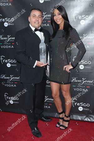 Frank Guerrera and Carla Facciolo