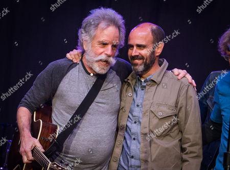 Bob Weir and Al Schnier