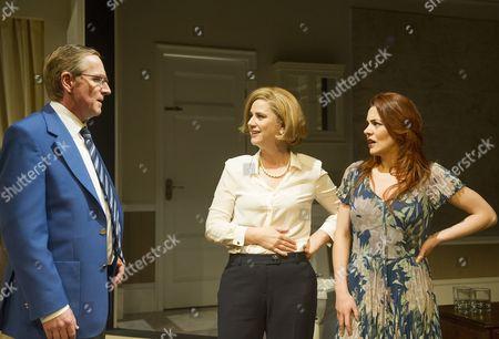 Matthew Cottle as Harold, Imogen Stubbs as Ruella,  Rachel Tucker as Poopay,