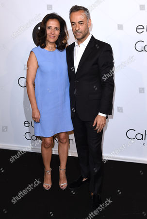 Joana Vicente and Francisco Costa