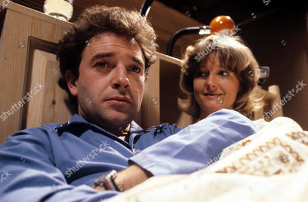 Michael Kitchen and Polly Adams