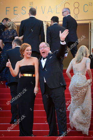 Editorial photo of 'Inside Out' premiere, 68th Cannes Film Festival, France - 18 May 2015
