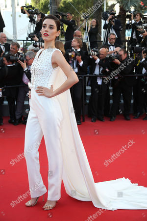 Editorial image of 'Inside Out' premiere, 68th Cannes Film Festival, France - 18 May 2015