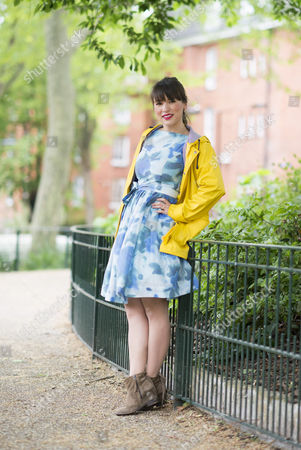 Editorial photo of Rachel Khoo photo shoot, Britain - 14 May 2015