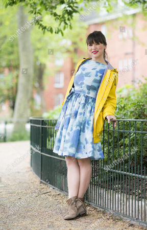 Editorial image of Rachel Khoo photo shoot, Britain - 14 May 2015